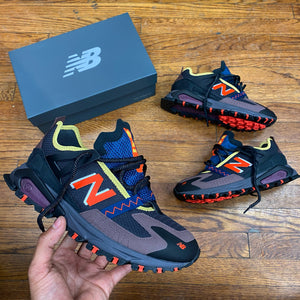 New Balance MSXRCT AA  Men's - BLACK RED BLUE