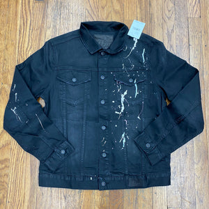 PRPS Bruised, Never Broken JACKET Men's - BLACK - Moesports