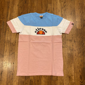 Ellesse SEALY T-SHIRT Men's LTPINK/BABYBLUE