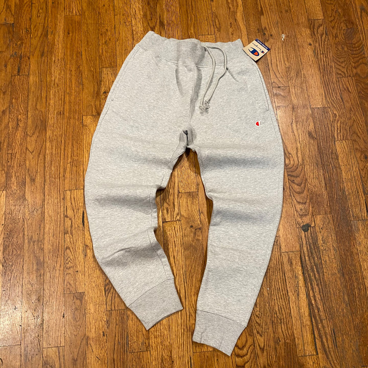 CHAMPION REVERSE WEAVE PANTS-GREY