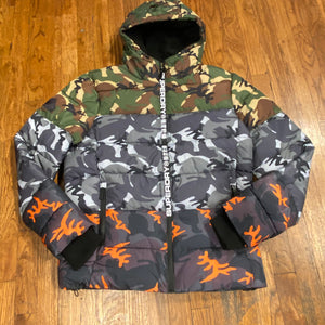 SUPERDRY TRICOLOR CAMO JACKET