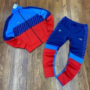 Puma BMW MMS TRACK SWEATSUIT Men's - MULTICOLOR - Moesports