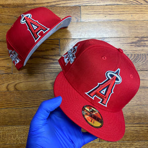 New Era Cap 5950 MLB ALL STAR GAME 2010 RIGHT SIDEPATCH Men's -  SCARLET - Moesports