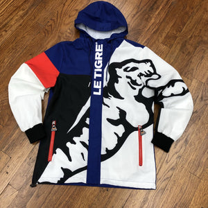 Le Tigre GATES HOOD JACKET Men's - NAVY/ROYAL/WHITE