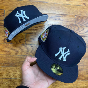 New Era Cap 5950 NEYYANCO WORLD SERIES SIDEPATCH 1950 FITTED CAP Men's - NAVY/GOLD/WHT - Moesports