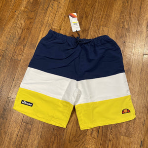 Ellesse SEALY 9 SEAM SHORT Men's - YELLOW