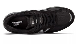 New Balance 990's Classics Running Course  Men's - BLACK/DRK GRAY/LITE GRAY - Moesports