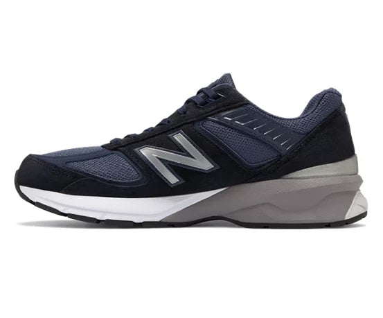 New Balance 990's Classics Running Course Men's - NVY/DRK GRAY/LITE GRAY - Moesports