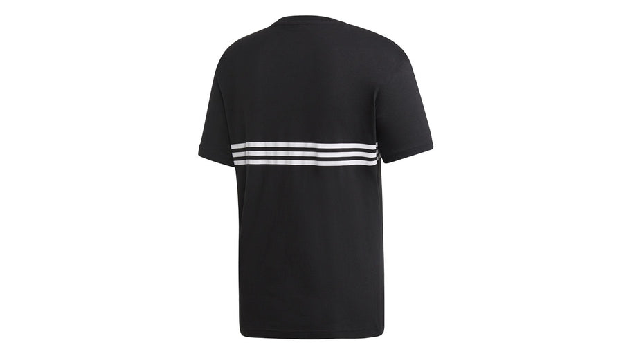 Adidas Original OUTLINE TRF TEE Men's - BLACK