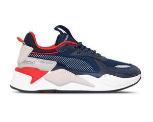 Puma RS-X CORE Men's - PEACOAT-GRAY VIOLET - Moesports