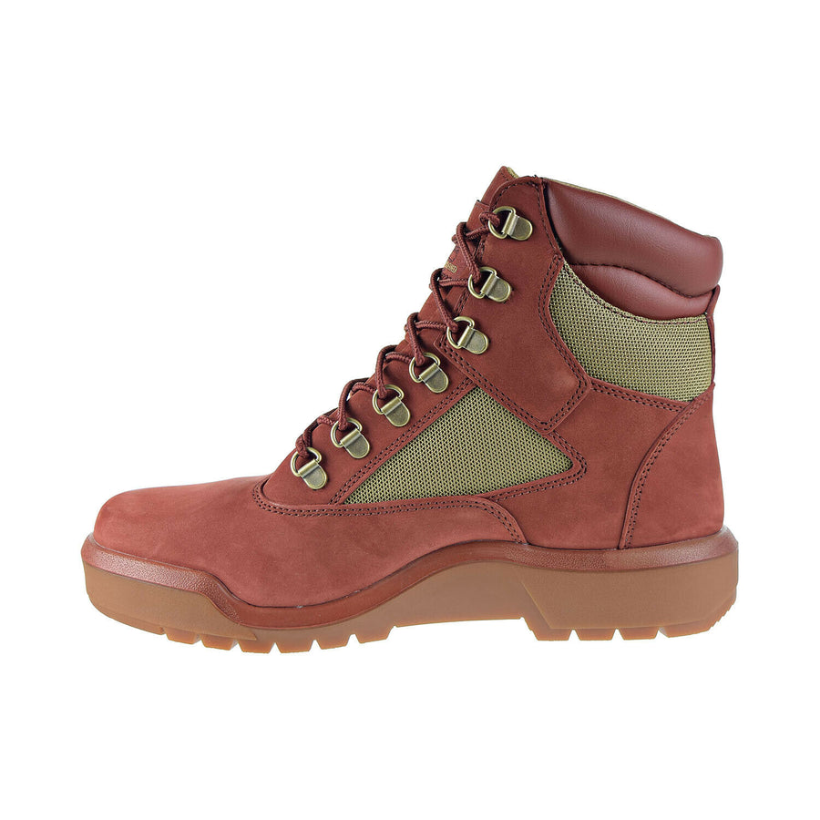 Timberland 6 IN L/F BOOT Youth's - RUST NUBUCK