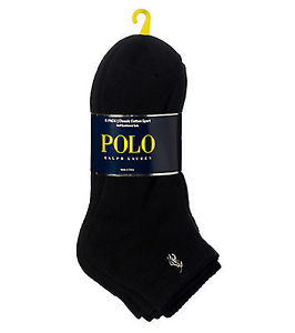 Polo Ralph Lauren SOCK Men's - 824000PK2 BLACK - Moesports