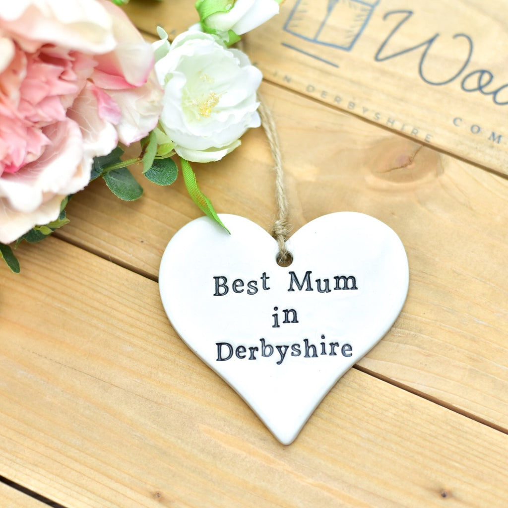 Best Mum in Derbyshire