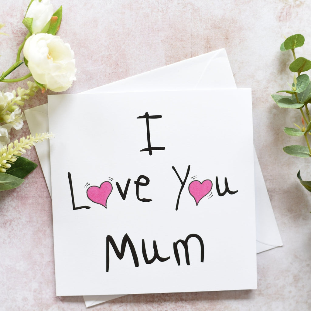 Love you Mum - Pookie - Wookie