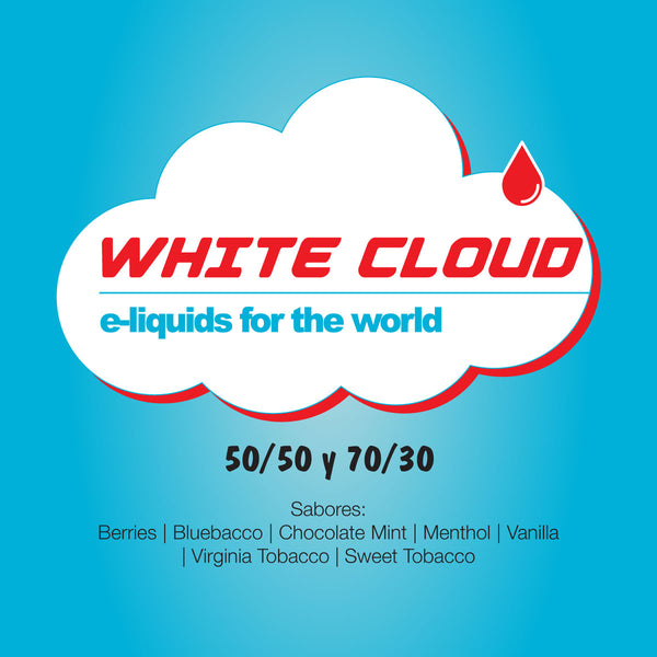 Líquidos White Cloud