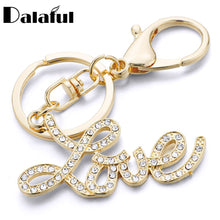 DALAFUL Love Purse Charm Key Chain