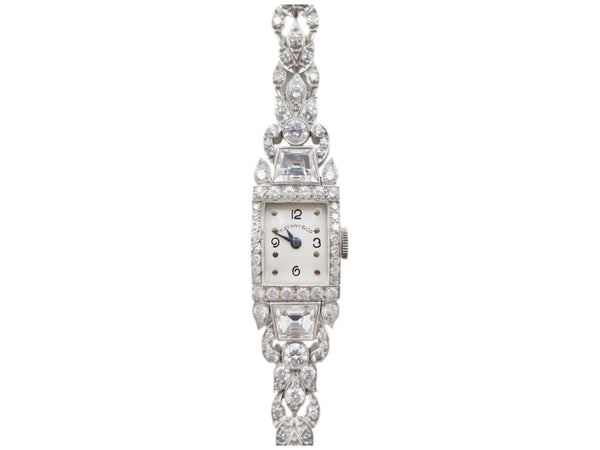 Tiffany and Co. diamond watch