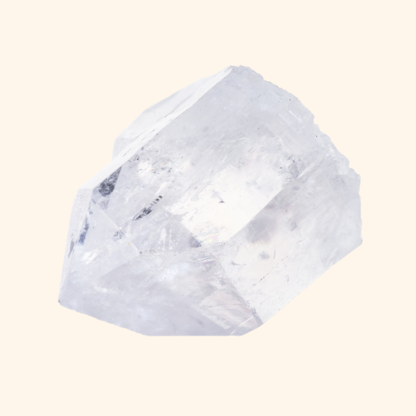 Experience the clarity of April birthstone Crystal Quartz and its powerful healing energies