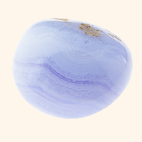 Blue Lace Agate - its meaning, properties and energies