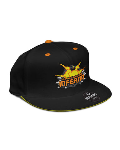 Spandauer Inferno snapback - Spandauer Inferno Official Store