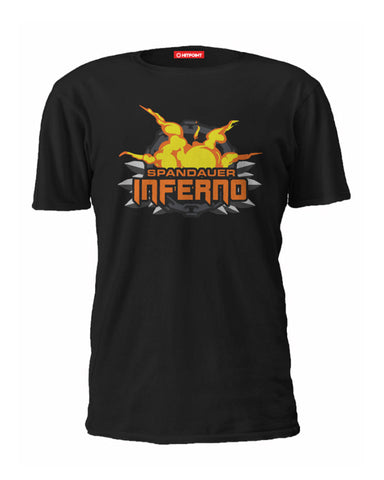Spandauer Inferno - Official t-shirt