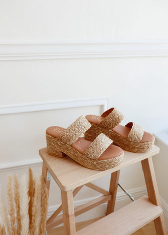 Bellagio Beige Twisted Heels