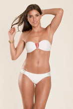Top Bandeau White Opalocka