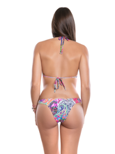 "Slip  Bikini  ""Colour Passion"" side twist"