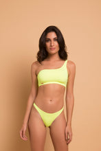 "Top Bikini one shoulder "" Neon"" T-140021"
