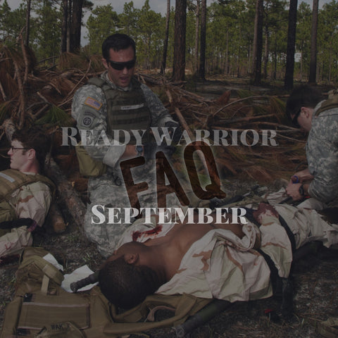 Ready Warrior FAQ 3