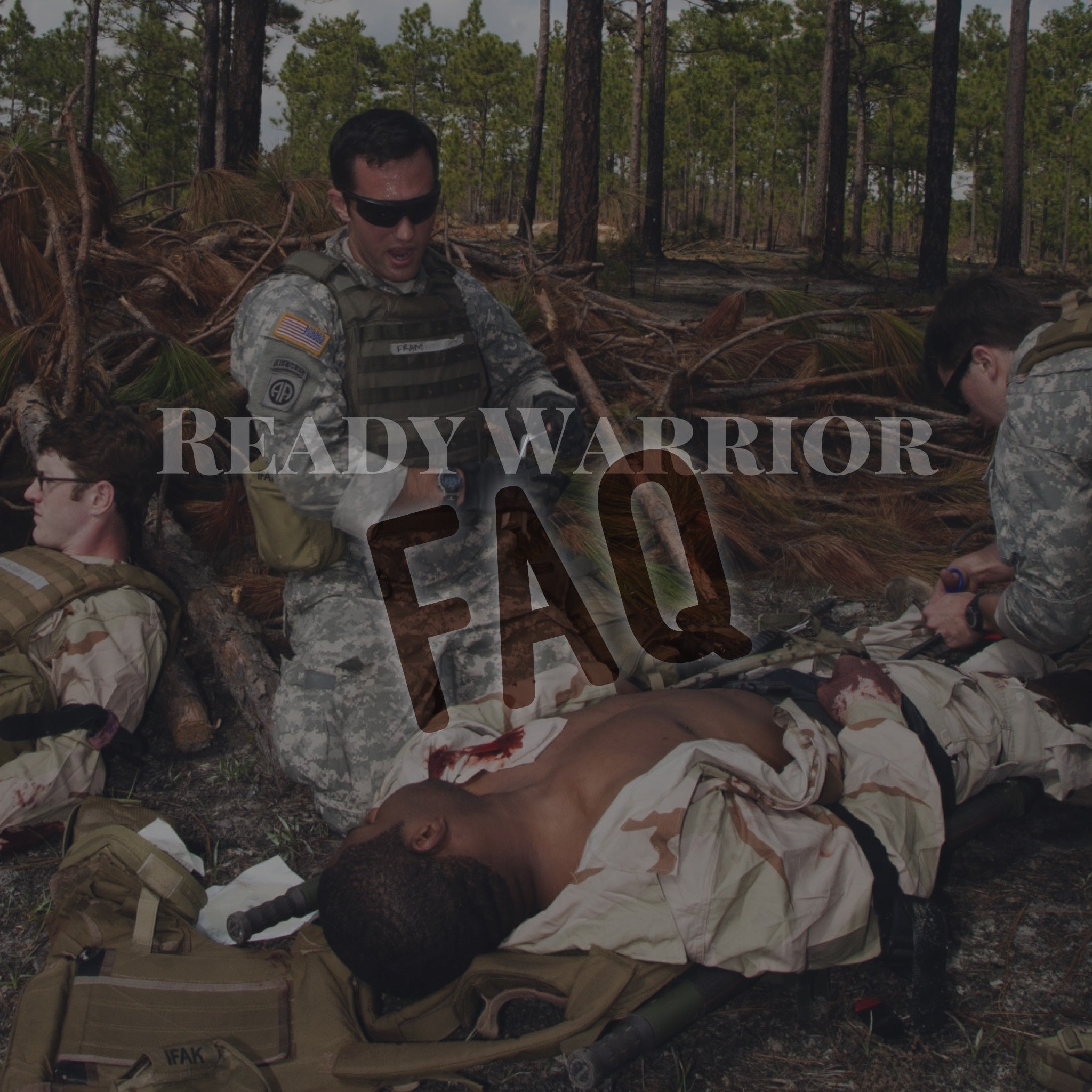 Ready Warrior FAQ 1