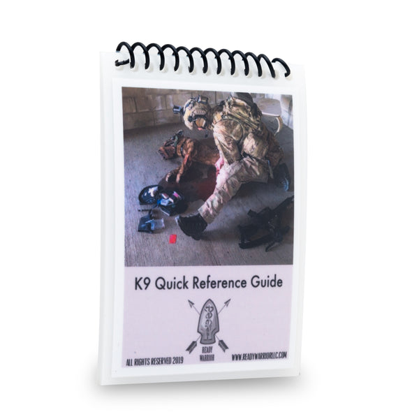 K9 Quick Reference Guide (TM) - Pocket Sized (Copyrighted)