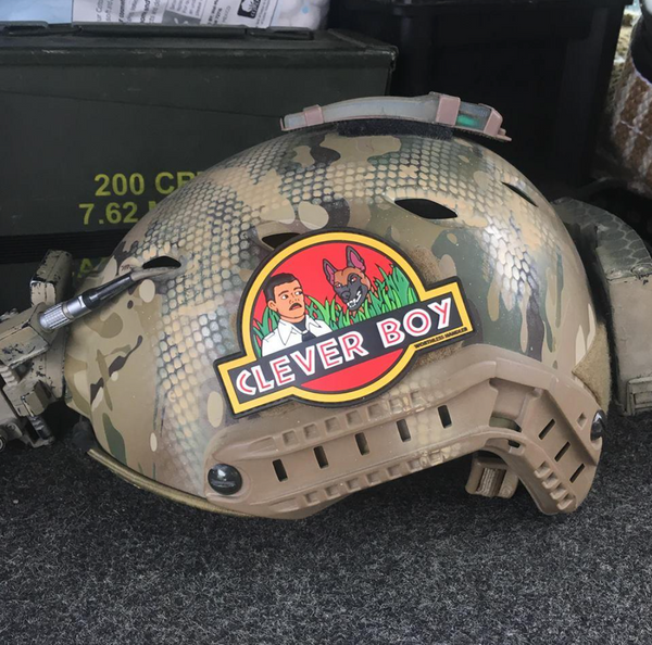 'Clever Boy' or 'Clever Girl' Patch
