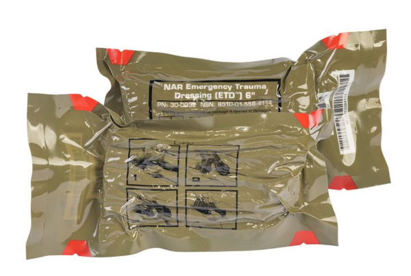 NAR Emergency Trauma Dressing (ETD) 6""