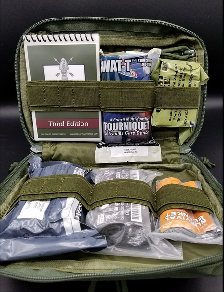 Deluxe IFAK (Individual First Aid Kit)