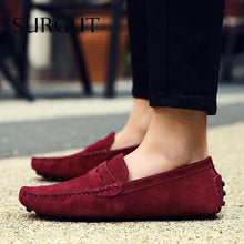 Summer Style Soft Moccasins Men Loafers