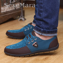 Swede Leather casual men's shoe