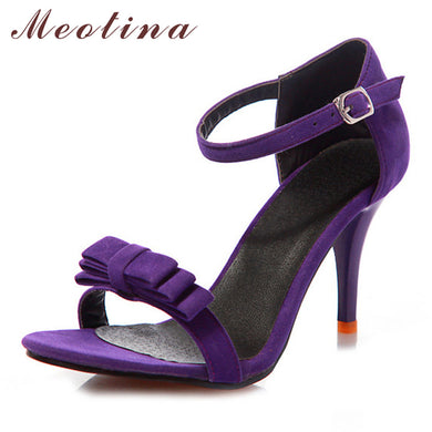 Ankle Strap High Heels Sandals for Woman