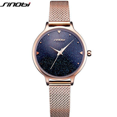 Luxury Women's Watches Shiny Starry Sky Watch Women Watches