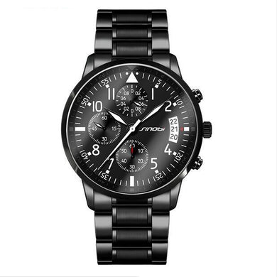 Multifunction Sport Wrist watches Waterproof Chronograph Men Watch