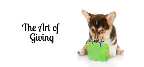 THE	ART	OF GIVING – BIRTHDAYS