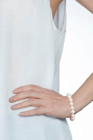 Classic Pearl Layered Necklace