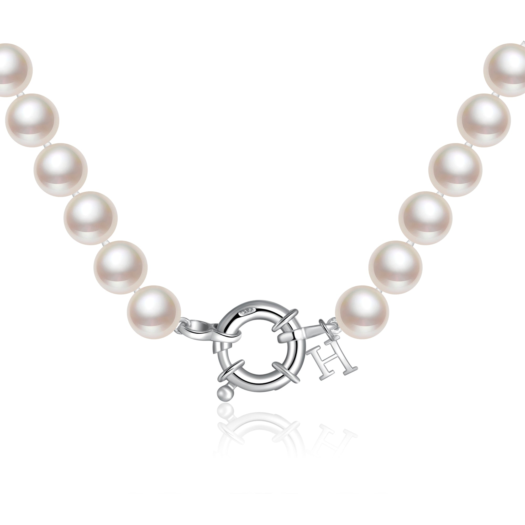 aphrodite products necklace telita halo l circle sparkling