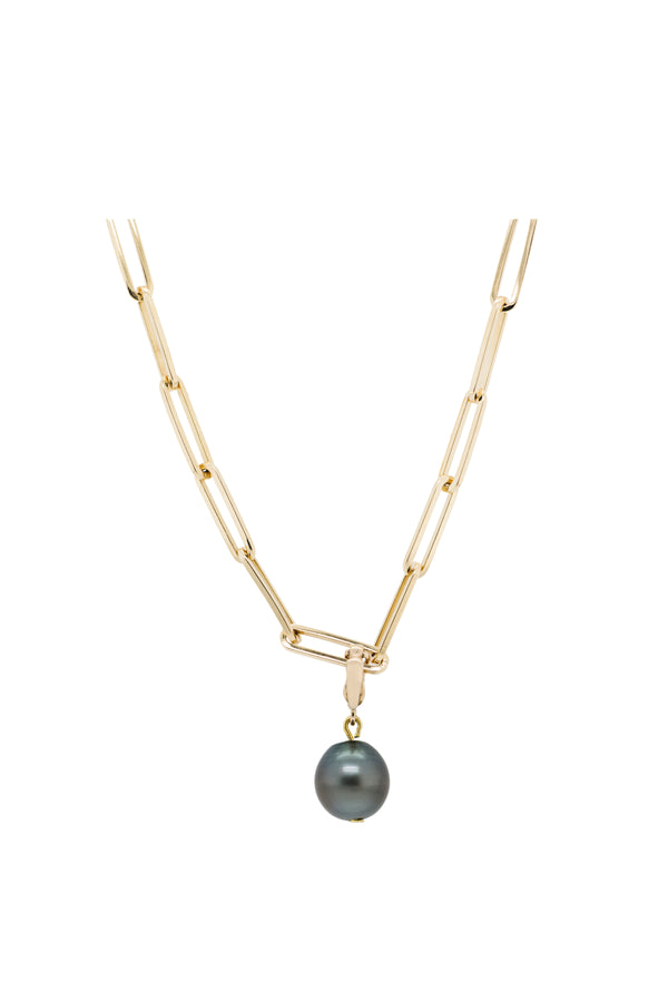 Luck Black Pearl Pendant for Necklace