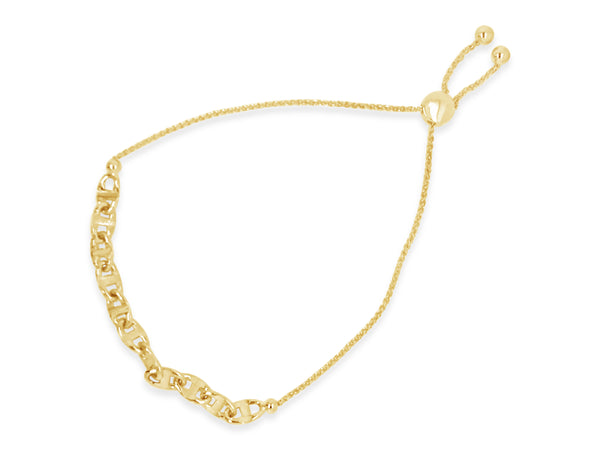 Eternal Gold Chain Bracelet