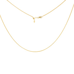 Essentials Gold Necklace Chain