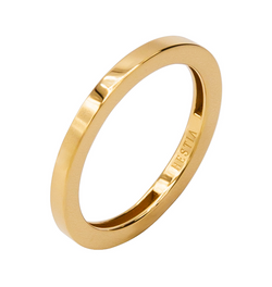 Billie Yellow Gold Ring