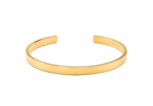 Hearth Yellow Gold Bracelet