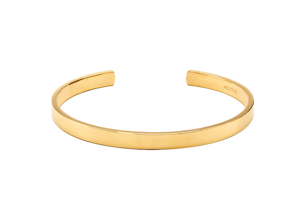 Meghan Yellow Gold Bracelet