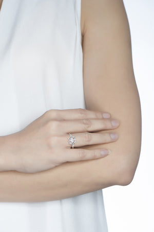 Promise Diamond Ring